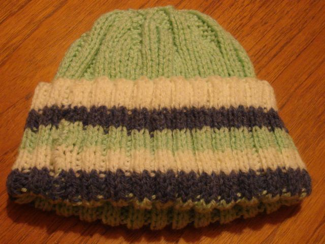 seaman's knitted hat ws