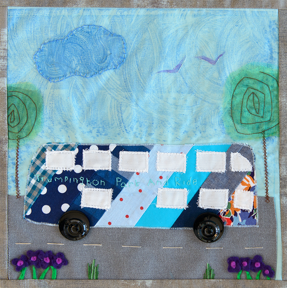 A7 Park&Ride by Fiona Riggall