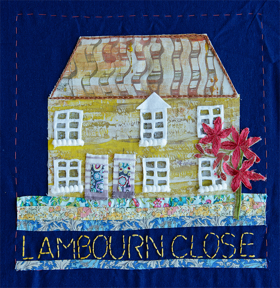 B6 Lambourn Close by Diana Kingston